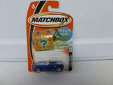 Matchbox Treasure Ford Shelby Cobra Concept # 42