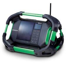 Hitachi UR18DSDL 18V Digital Bluetooth Radio - Black