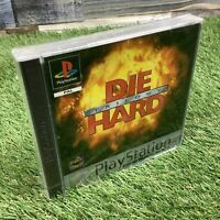 Die Hard Trilogy PS1 - Ultra Rare NEW & SEALED Classic PlayStation PAL Game - UK