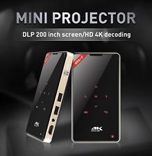 H96-p Projektor mit WiFi BT 2g16g 3d 4k Digital LED Mini Pocket Beamer