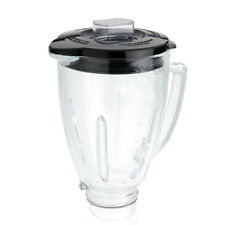 Oster BLSTAJ-CB0-NP0 Blender 6-Cup Glass Jar - Black Lid