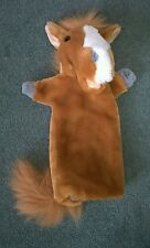 The Puppet Company - Long-Sleeved Glove Puppets - Horse Chestnut Pony Puppet