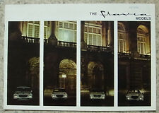 LANCIA FLAVIA Saloon COUPE SPORT by ZAGATO CVT Car Sales Brochure 1966 #8799180