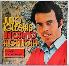"""12"""" Vinyl JULIO IGLESIAS - Un Canto a Galicia"""