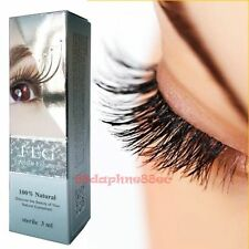 FEG Eyelash Enhancer Eye Lash Rapid Growth Serum Liquid 100% Natural 3ml