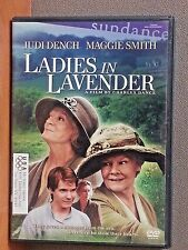Ladies in Lavender (DVD, 2004) ~ Judi Dench, Maggie Smith  LIKE NEW