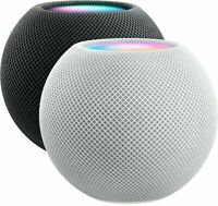 Apple HomePod Mini MY5G2LL/A Smart Speaker Quad-Mic WiFi Bluetooth GRAY WHITE