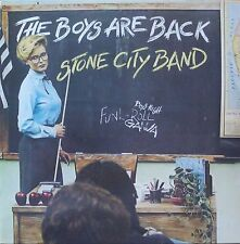Stone City Band-The Boys are Back (Vogue-RECORDS VINILE-LP OIS France 1981)
