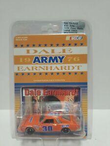DALE EARNHARDT 1976 ARMY #30 1/64 ACTION DIECAST CAR CHEVY MALIBU