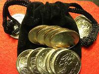 2012 Denali 12x State Park Quarter Gift Bag BU SAVE 2nds Alaska $3 Face P D no S