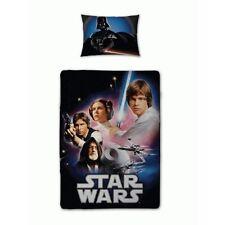 """Star Wars the Clone Wars Bettwäsche 135x200 Luc Han Solo """"New Hope"""" Bettgarnitur"""