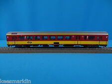 Marklin 42657 NS Intercity Coach 2 kl. Red-Yellow  ICR-BKD10