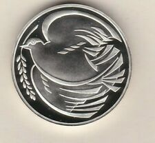 More details for boxed 1995 standard silver proof £2 dove with certificate in mint condition.