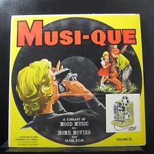 Musi-Que - Miscellaneous Moods - Volume IX LP VG+ BR-1041 Mono Vinyl Record
