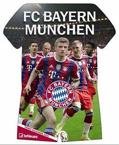 Fc Bayern Kalender In Kalender In Der Kategorie Bucher Online Kaufen Ebay