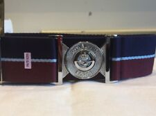 RAF Stable Belt Strong Weave Fabric Metal Buckle