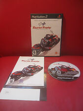 Driv3r Driver 3 (Sony PlayStation 2, 2004) COMPLETE Black label