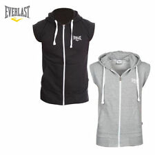 Graphic Regular Size Sleeveless Hoodies & Sweats for Men