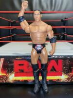 The Rock - Basic PPV Series - WWE Mattel Wrestling Figure Flashback