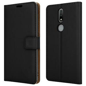For Nokia 5.4 3.4 2.4 5.3 1.3 8.3 Leather Wallet Phone Case Cover + Screen Guard