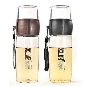 China Top Drinkware Portable Tea Cup Filter Independent Drinking Water Bottle