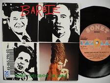 "BARBIE Barbie Goes Around The World / instr 45 7"" 1987 EX Alexander Bard"