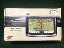 "Magellan 4000 Maestro Large 4.5"" Lcd Screen Gps Usa Maps Complete w/ Box"