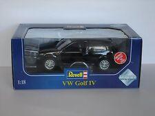VW Golf GTi Mk4, black - 1/18 - Revell (08945-9091)