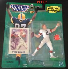 TIM COUCH 2000-2001 STARTING LINEUP FOOTBALL UNOPENED FIGURE BROWNS