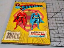 1981 SUPERMAN  Best of DC #19  Blue Ribbon Digest