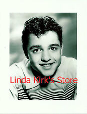 "Sal Mineo Promotional Photograph PRINT ""Rock 'N' Roll Revue"" ABC-TV 1957"