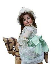 Frühantike Französische  Puppe von  Fleischmann&Blödel 45 cm