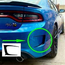Custom Made Rear Bumper Vent Decal Fits Dodge Charger 2015-2020