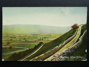 Derbyshire CASTLETON Hope Valley c1911 Postcard by Frith
