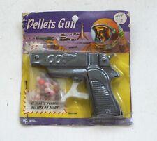Vintage James Bond 007 Astronaut PELLETS GUN Space Ray Pistol MOC 1960's