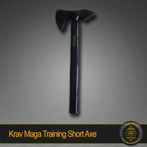 KRAV MAGA WOOD/FOAM AXE - SAFETY TRAINING TOY AXE -  Learn short attacks safely