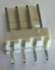 25 pcs. Stiftleiste gerade 4-polig einreihig RM2,54 Buchsenleiste + Kontakte #WP