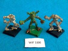 Warhammer Fantasy - Wood Elves - Classic Dryads x3 - Metal WF166