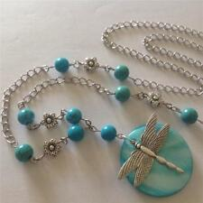 Turquoise Beads Handcrafted Necklaces & Pendants