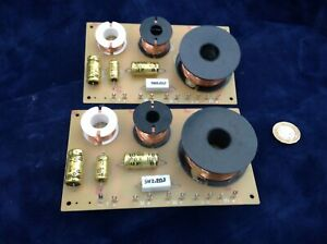 3 Way Crossover Network .Passive .There are Two crossovers in this auction,