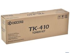 Kyocera Genuine TK-410 Black Toner For KM1620 KM1635 KM1650 KM2050- 15,000 Pages