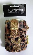 Playboy Pouch Bag Leopard Handytasche mit Kette