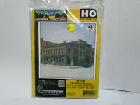 DPM 12100 Seymour Block HO Scale building kit