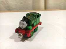 Diecast Coal Covered Percy for Thomas and Friends Take N Play or Take Along
