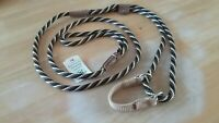 Mendota Martingale Slip Lead Dog Leash Collar Made in USA SM MED LG GIANT BREED