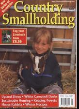 January Country Smallholding Pet & Animal Care Magazines