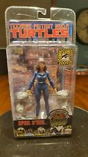 NECA April O Neil Comic Con Exclusive 2009 TMNT 25th Anniversary