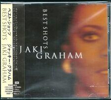 Jaki Graham Best Shots Japan CD w/obi TOCP-8613