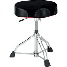 Tama 1st Chair Ergo-Rider Drum Throne HYDRAULIX With Cloth top seat - HT750BC
