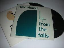 Snowblind - Easy Girl/4 From the Falls - 2 CD's